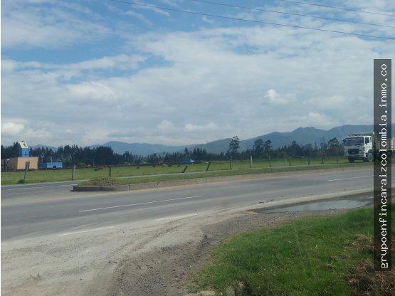 Se vende Predio Terreno ubaté - Cundinamarca