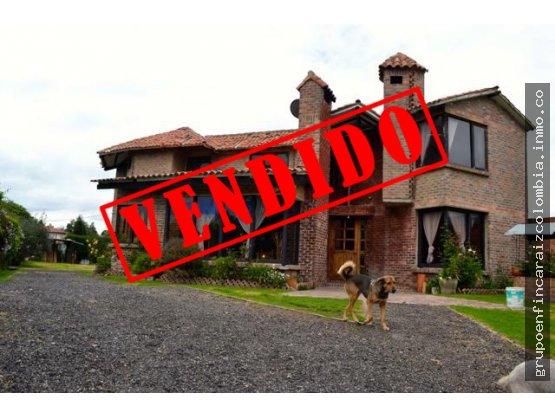 Venta casa campestre Cajica Cundinamarca