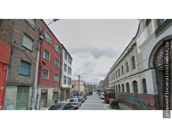 Apartamento en venta San victorino Bogotá