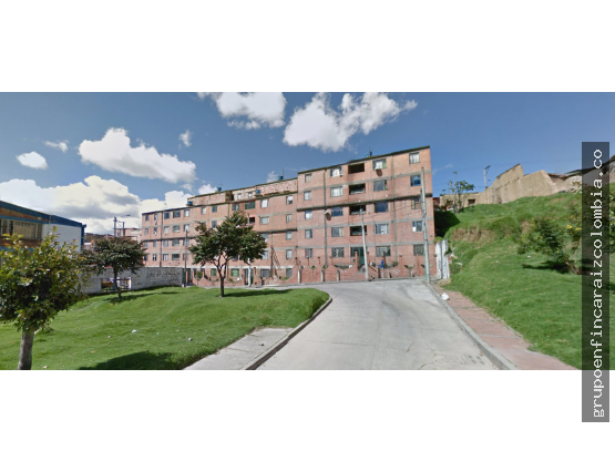 Se vende apartamento en las Cruces Bogotá