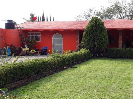 Casa cerca del lago de Chapala