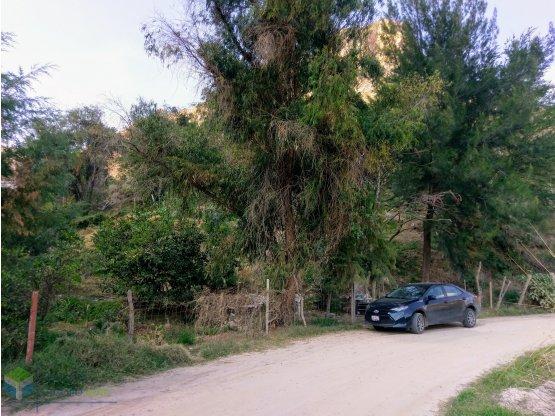 Bonito terreno campestre en ZAPOPAN