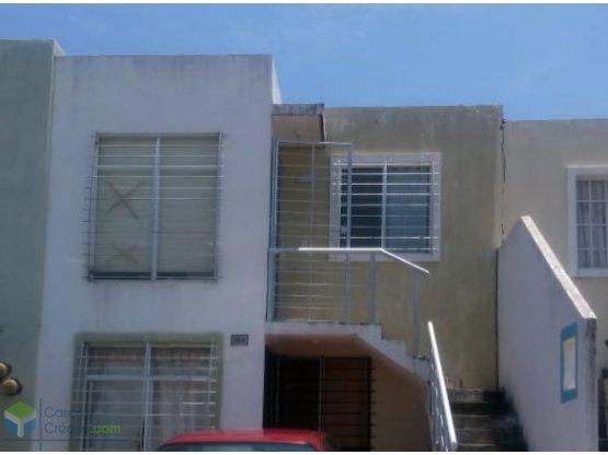 Casa duplex P. A. Económica