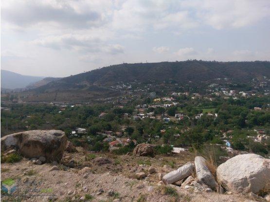 Terrenos cerca de las cañadas  ZAPOPAN