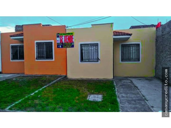 Casa Sta. Fe Cluster 4  Renta $1,300