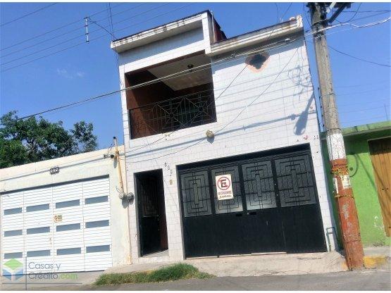Gran Casa en Tonalá Centro $1´750.000