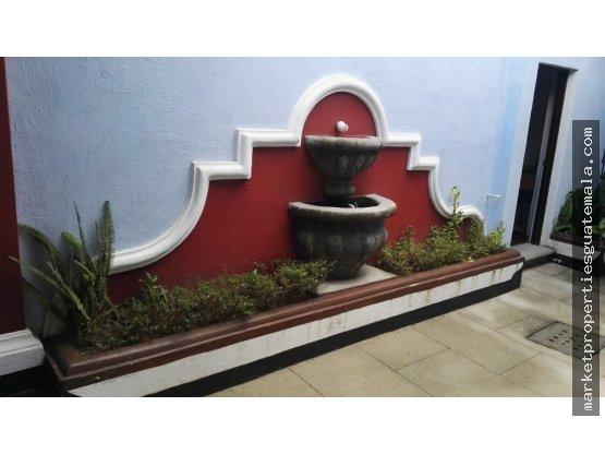 Casa en venta entrada Antigua Guatemala, Guatemala