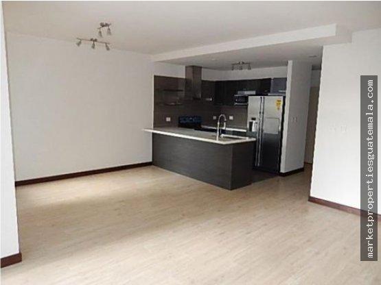 Apartamento en alquiler zona 10, Guatmala