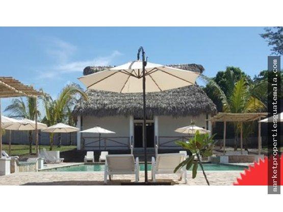 Vendo Hotel En Quintas De Malibu, KM77 Escuintla