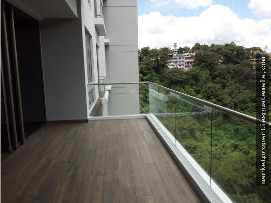 Alquilo apartamento en Cayala, zona 16, Guatemala