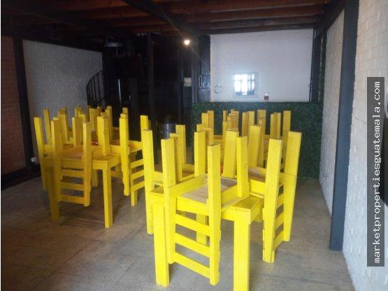Alquilo local comercial en zona 1, Guatemala