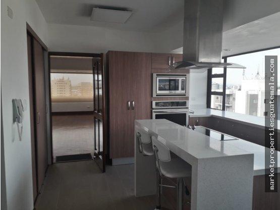 Apartamento hermoso en venta en zona 14, Guatemala