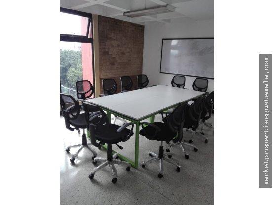 Oficinas en renta compartidas y virtuales zona 9