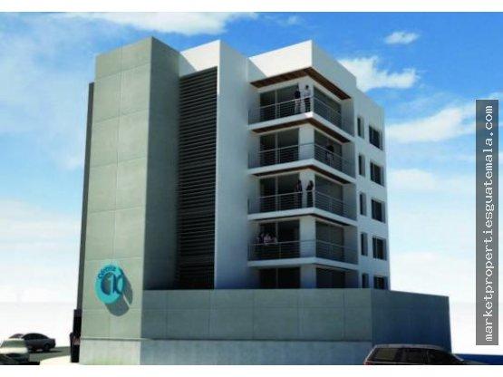 Apartamento en alquiler zona 10, Ciudad Guatemala