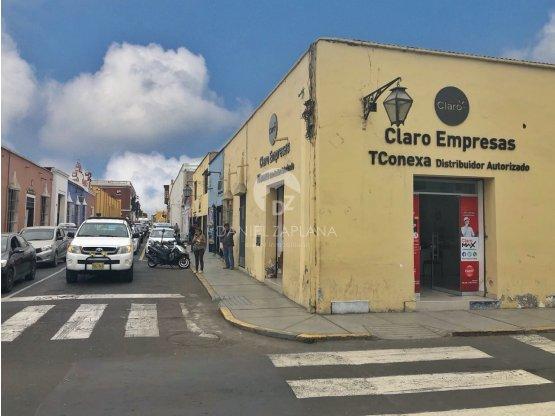 [EN ALQUILER] Local Comercial en centro histórico