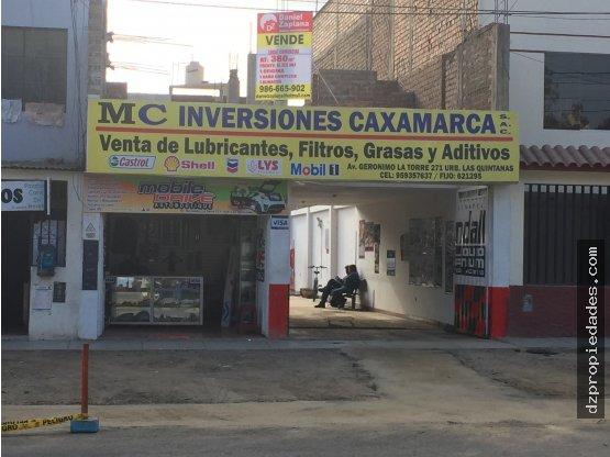 [EN VENTA] Local Comercial en Las Quintanas