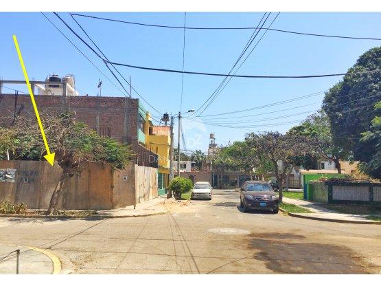 [EN VENTA] Terreno en Urb. San Salvador