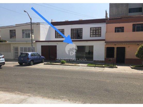 [EN ALQUILER] Local en Urb. San Andrés