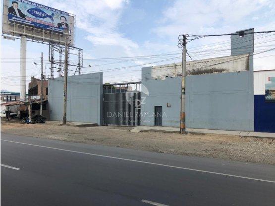 [EN ALQUILER] Local en Panamericana, Trujillo