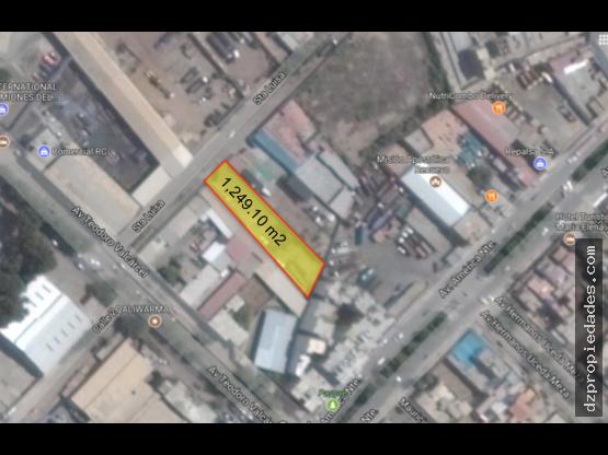 [EN VENTA] Terreno en Parque Industrial Sta Leonor