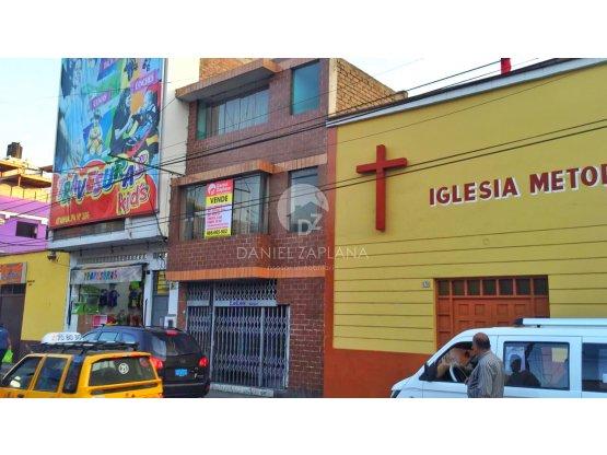 [EN VENTA] Local comercial en la calle Atahualpa