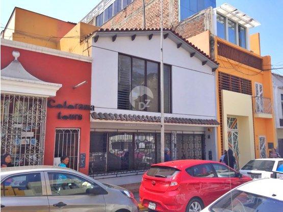 [EN ALQUILER] Local comercial en Jr. Bolívar