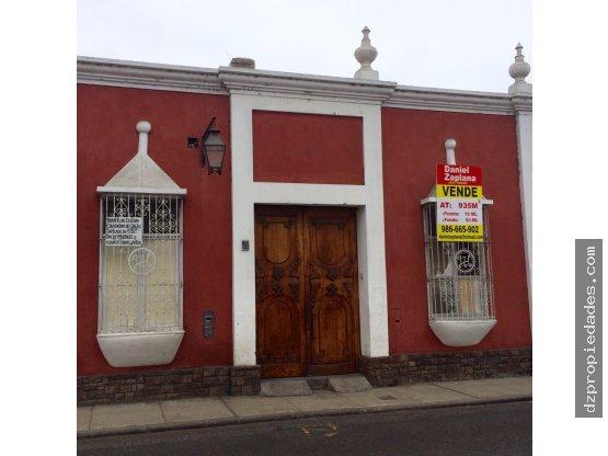 [EN VENTA] Casona en centro histórico de Trujillo