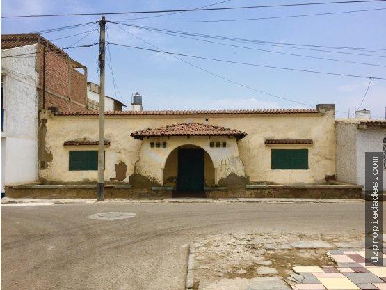 [EN VENTA] Casa/Terreno en Las Delicias