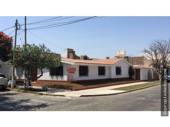 [EN VENTA] Casa/Terreno en Urb. El Golf, Trujillo