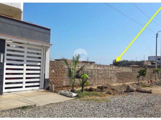 [EN VENTA] Lote de terreno en Las Delicias, Moche