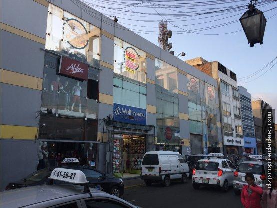 [EN VENTA] Aires Shopping Center en Jr. Ayacucho