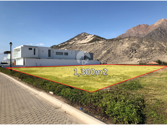 [EN VENTA] Terreno de 1,300m2 en Valle Alto