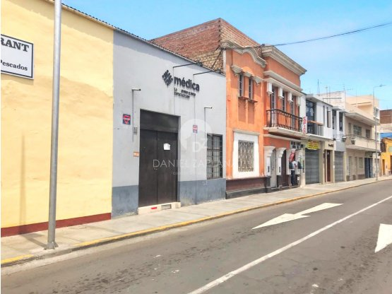 [EN ALQUILER] Local en Jr. Bolognesi, Trujillo