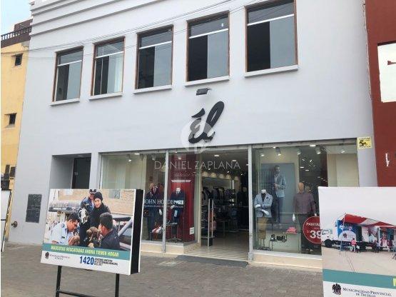 [EN ALQUILER] Local Comercial en Jr. Pizarro