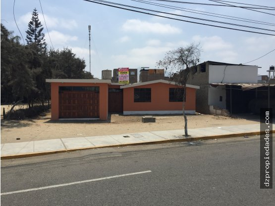 [EN VENTA] Casa/Terreno en Av. Mansiche