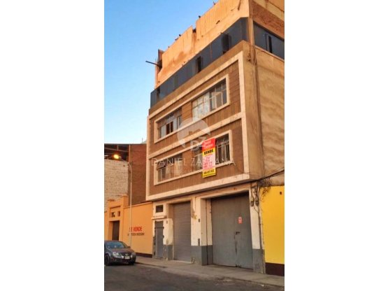 [EN VENTA] Local comercial en Jr. Zepita, Trujillo