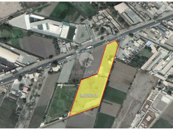[EN ALQUILER] Terreno comercial en Trujillo