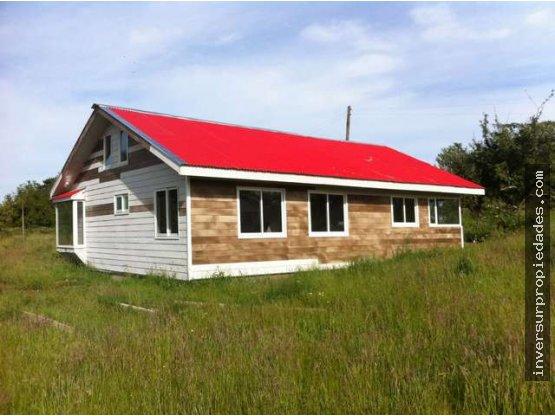 Hermosa Casa en Valdivia con Gran terreno
