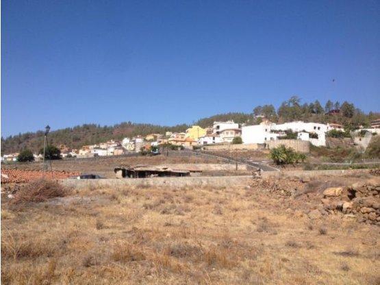 Se vende terreno urbanizable en Vilaflor