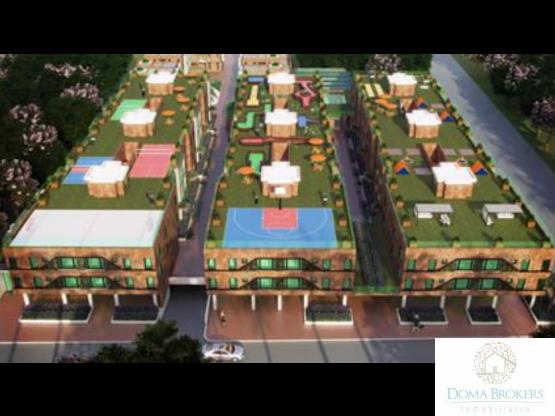 Proyecto Apartamentos Casas Cota Sabana