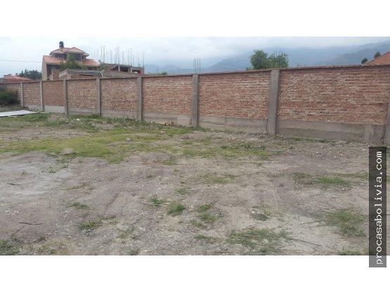 Chiquicollo - Linde lotes en Urbanizacion