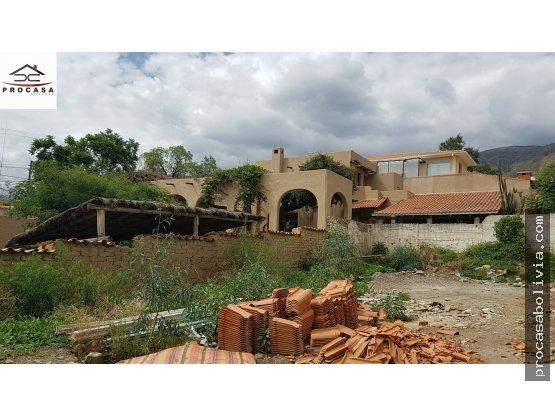 $u$ 132000 hermoso terreno Alto Aranjuez