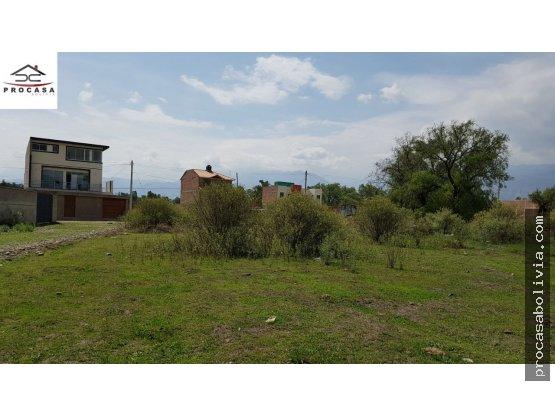 $u$ 63,000 precioso terreno final Villa Vicencio