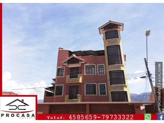 Hermoso Edificio Peru y Mercado Ingavi