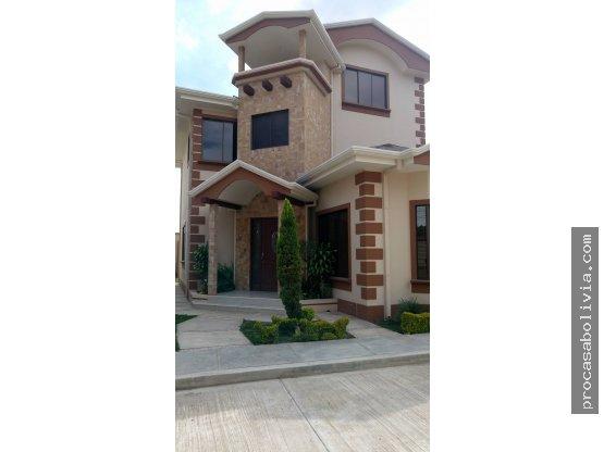 Hermosas casas a estrenar Zona Tiquipaya