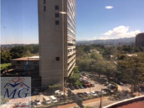 RENTA DE OFICINA EN EDIFICO INTERAMERICAS ZONA 10