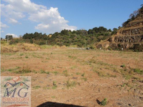 Terreno en venta en  Km.33 CAES