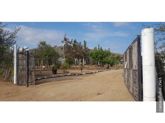 Terreno en venta en los cabos. Elias Calles Rancho