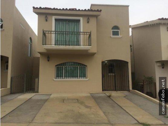 casa en residencial en venta palma