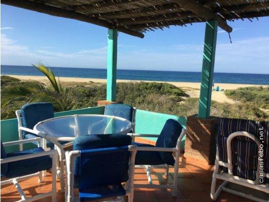 casa se vente beach front el pascadero